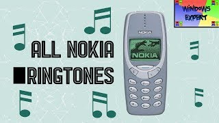 Download Mp3 All Ringtones Of The Nokia 3310