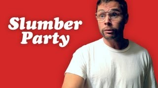 Pittsburgh Dad: Slumber Party