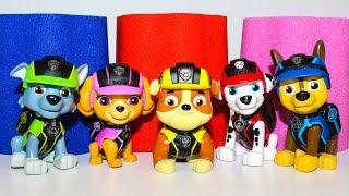 Мультики Щенячий патруль новые серии Развивающие мультики для детей Игрушки Сюрпризы Мультфильмы