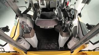 Volvo Backhoe Loader BL61B BL71B Launch video