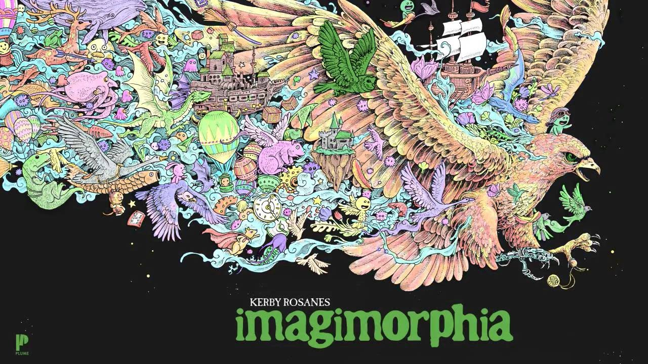 Imagimorphia Animated Book Trailer YouTube
