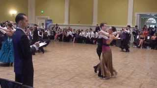 DCDI 2013 - Silver Smooth Tango- First Round