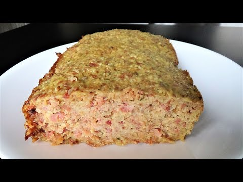 Ham Loaf - Menu Leftover Ham #3
