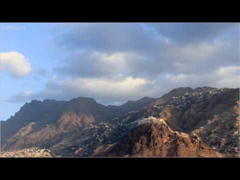 Taiz city TimeLapse