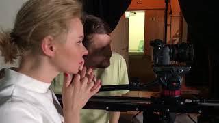 Алиса Вокс. Backstage со съёмок клипа «Останься».