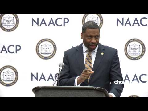 NAACP Press Conference; July 22, 2017
