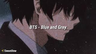 Download Lagu [Indo Sub] BTS - Blue and Grey mp3