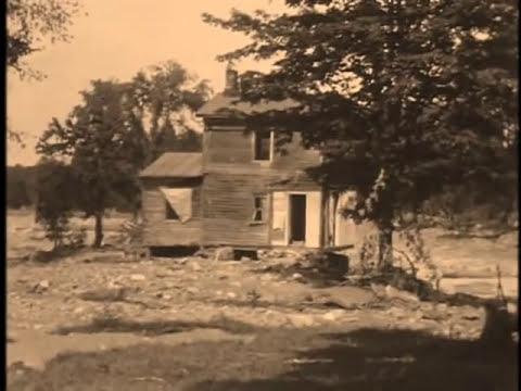 1935 Trumansburg New York Flood
