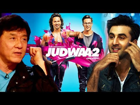 Judwaa 2 INSPIRED From Twin Dragons, Ranbir's Dutt Biopic Trailer To Release With Judwaa 2