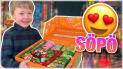 5-Vuotias Maistelee JAPANILAISIA Herkkuja!