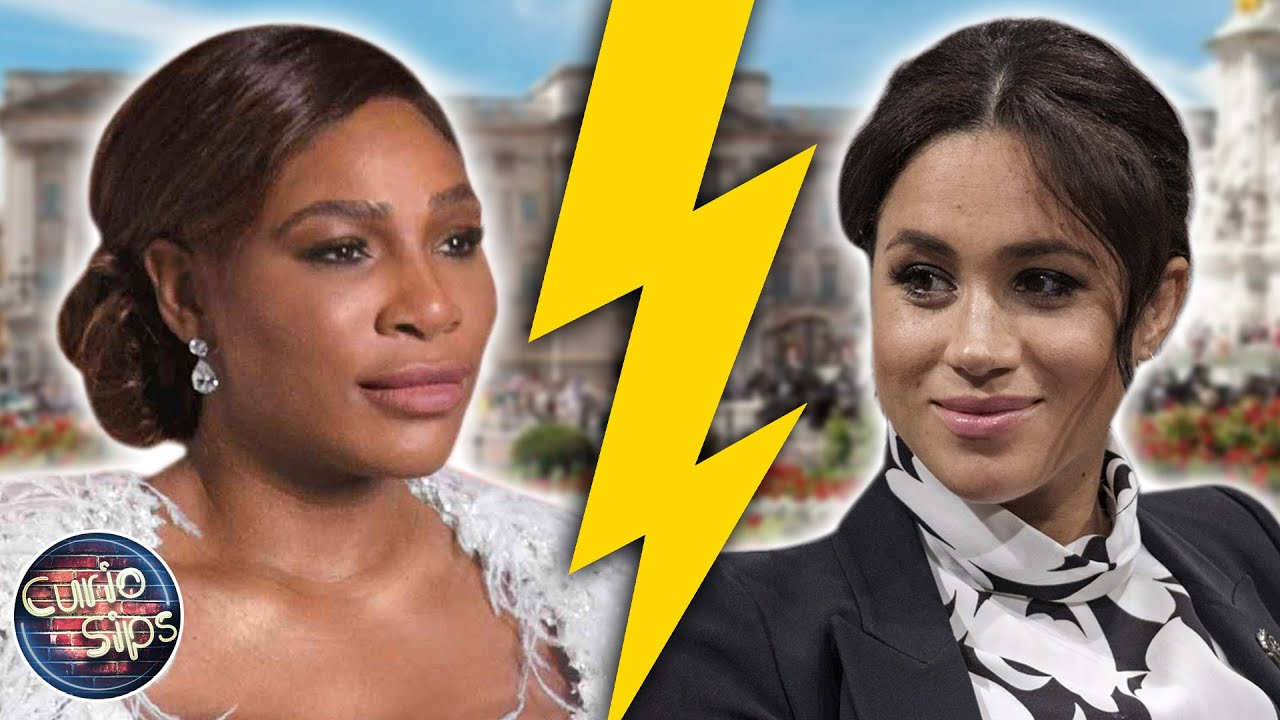 Report: Meghan Markle Getting Too Close To Serena Williams ...