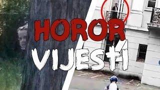 Horor vijesti #4 (google maps uhvatio nešto jezivo na groblju,najjeziviji selfie,duh iz grmlja..)