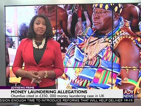 Joy News Prime (11-10-17)