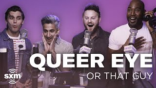 Can The Queer Eye Cast Recognize Their Own Inspirational Quotes?