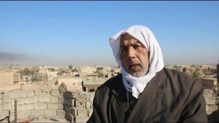 أخبار حصرية - علي باشا لأخبار الآن: داعش جند إبني بالموصل وأنا متبرئ منه