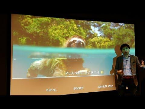 Sony VPL-VW760ES Native 4K Laser Projector is Stunning for £15k