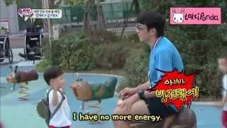 [ENG] Daehan-Minguk-Manse playing in the playground (CUT)