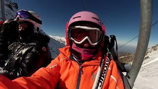 Ski resort Shymbulak Kazakhstan Горнолыжный курорт Шымбулак Чимбулак