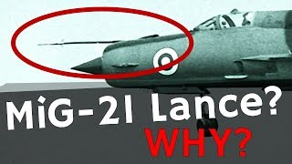 ⚜ | Why does the MiG-21 have the pointy thing?