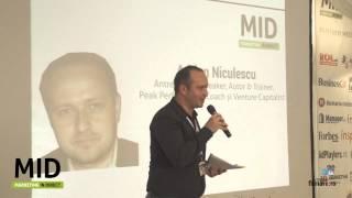 Adrian Niculescu la cea de-a 6a editie a Conferintei Marketing in Direct
