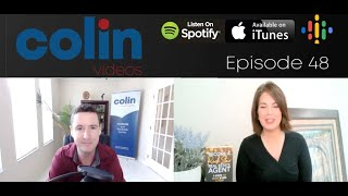 Colin Videos 48: Tips on starting a career as a realtor with Jennifer Seeno Tucker