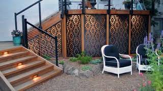 Best Deck Skirting Ideas – Elevated Backyard Designs Ideas For Beautiful Home #1