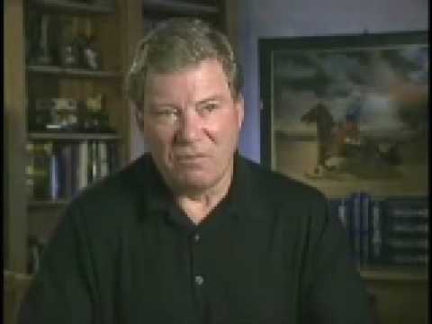 William Shatner talks about HENRY THE 5TH