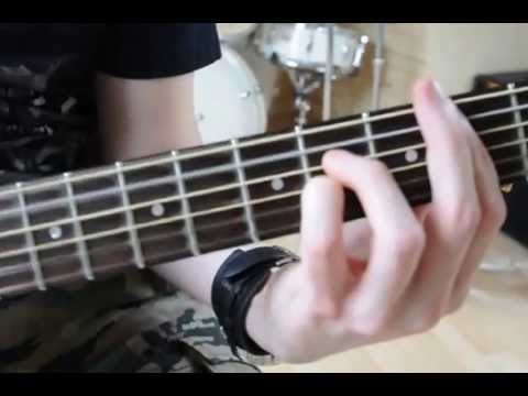Nirvana Come As You Are Guitar Lead And Chords Tutorial Acoustic