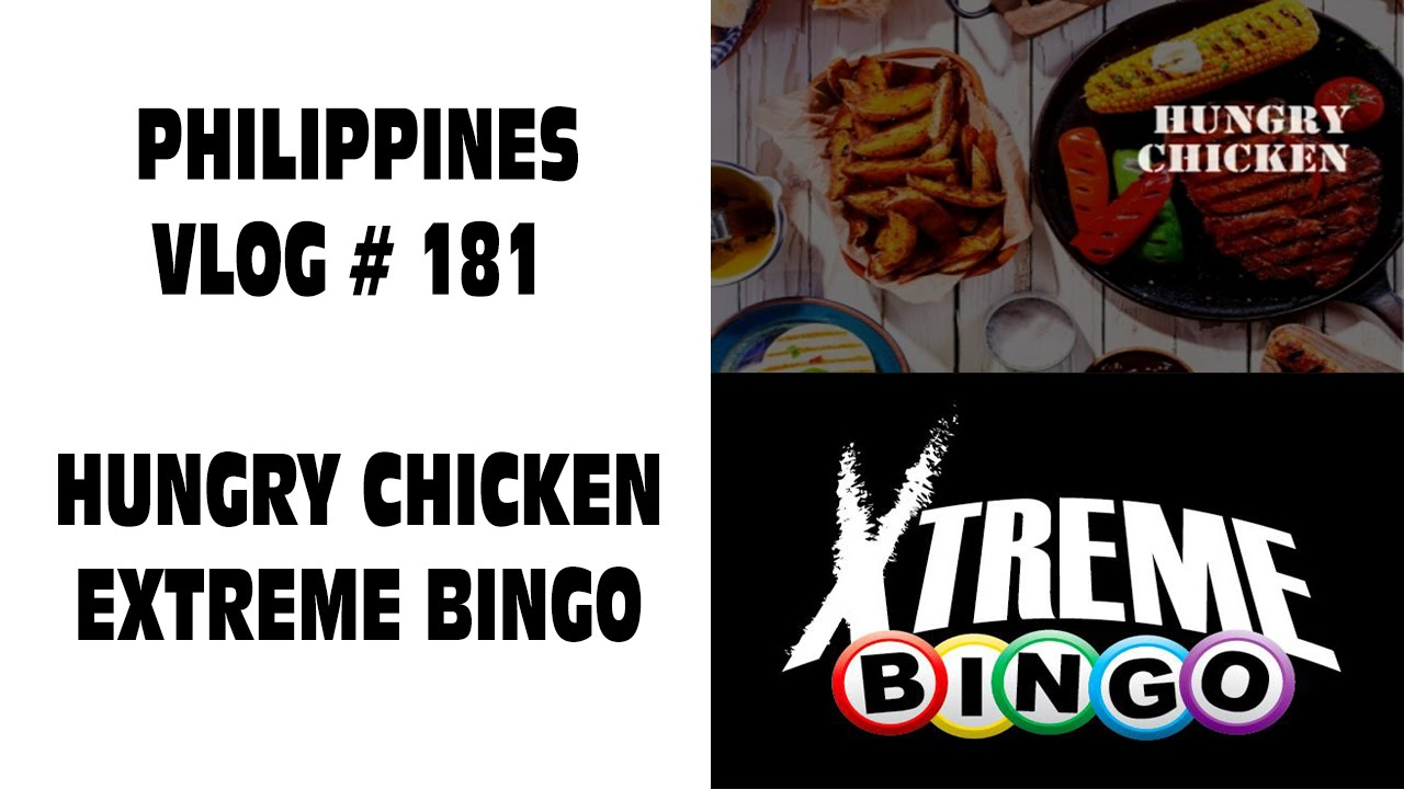 Extreme Bingo + Hungry Chicken | Philippines Vlog # 181 - YouTube