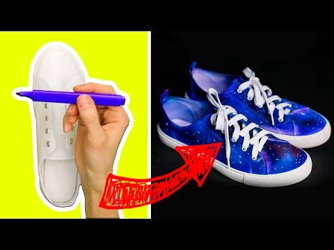Thumbnail: 10 SHOE HACKS THAT WILL CHANGE YOUR LIFE