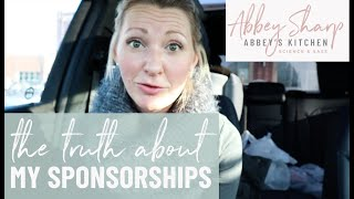 The TRUTH About My Sponsorships and Brand Endorsements