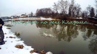 Прогулка по реке Клязьма.
