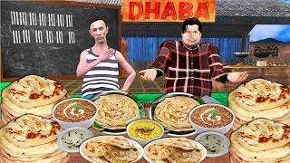 भोजन की चुनौती Food Challenge Kahaniya | Hindi Moral Stories | Bedtime Stories Fairy Tales 3D