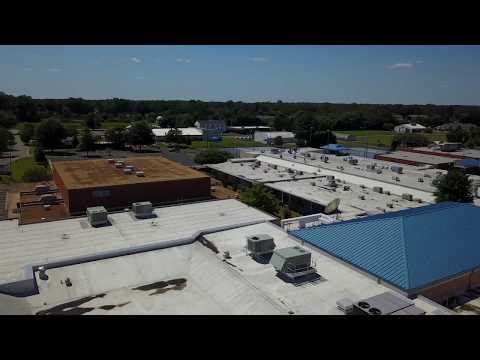 Lee Davis High School Drone Visit