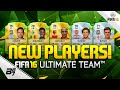 NEW PLAYERS IN FUT w ARSENAL ELNENY AND ZARATE FIORENTINA FIFA 16 Ultimate Team