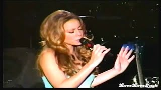 Download lagu Mariah Carey One Sweet Day Butterfly World Tour in Japan 1998 MP3