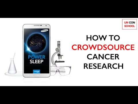 How To Crowdsource Cancer Research