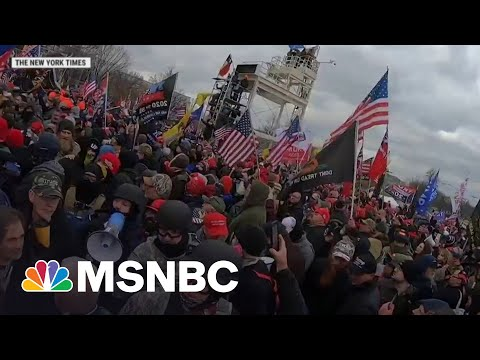 Marking Six Months Since The January 6 Attacks On U.S. Capitol | MSNBC