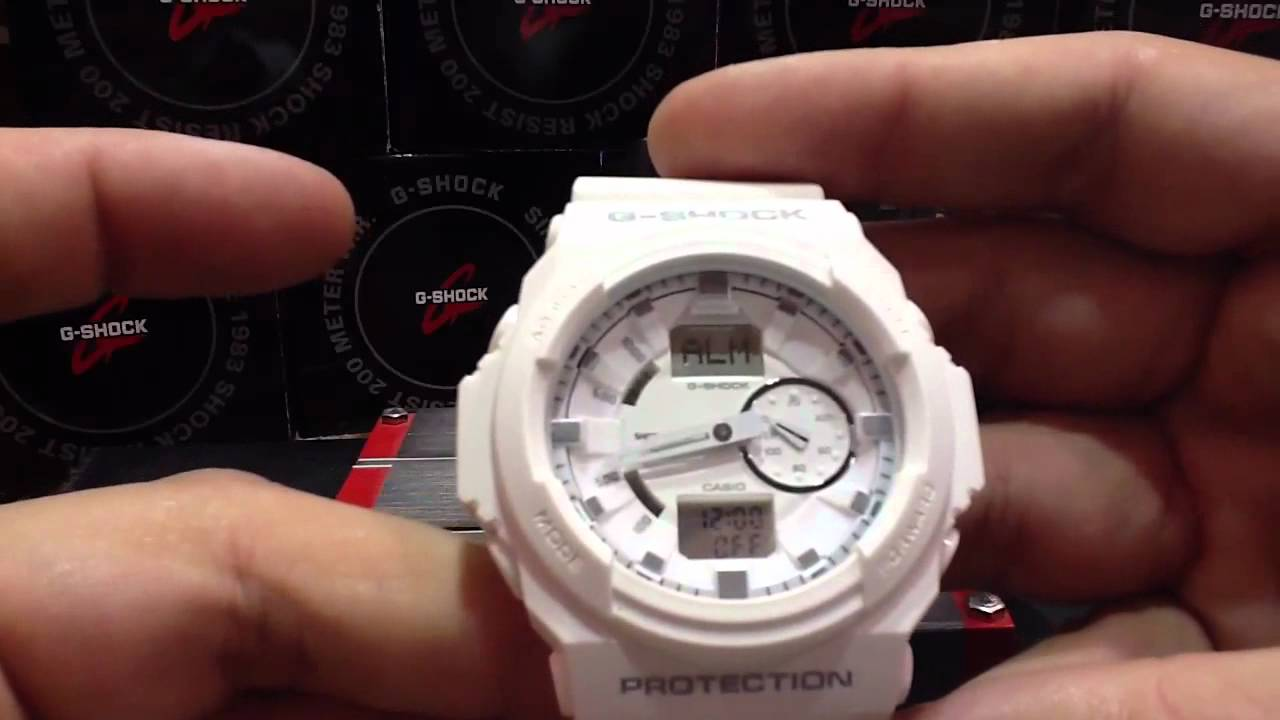 Casio Ga150 G Shock Review By Valencia Time Center Youtube