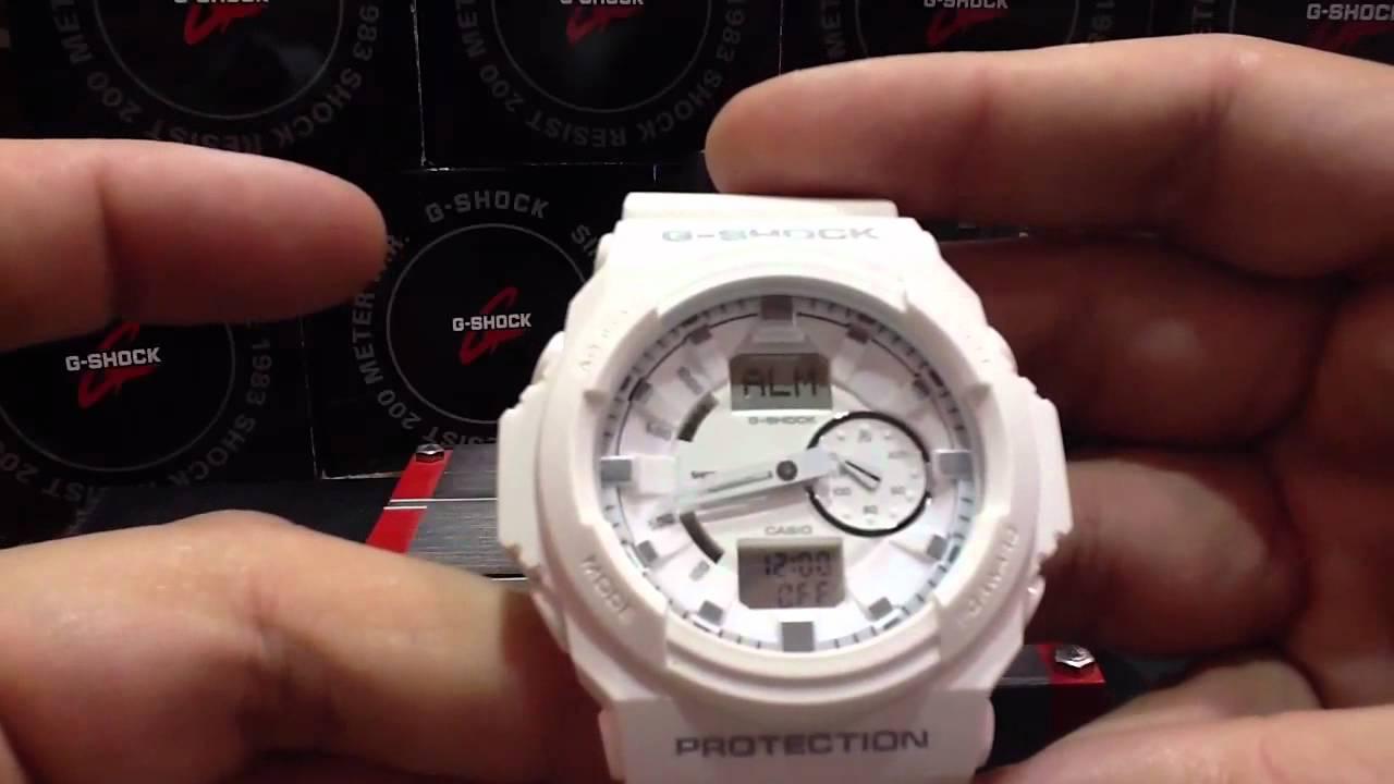 3ca5ffe0f3e Casio GA150 G Shock review by Valencia Time Center - YouTube