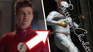 Godspeed First Look LEAKED! Best Speedster Suit YET!? - The Flash Season 5 