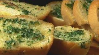 How To Bake Garlic Bread