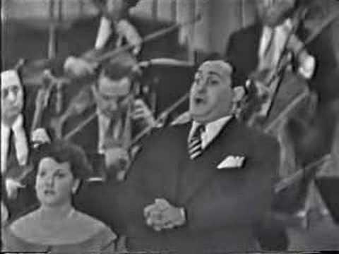 Richard Tucker- Celeste Aida- 1949