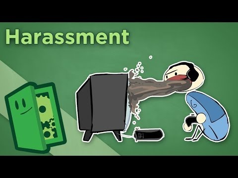 Harassment - Why Gaming Struggles to Escape Toxicity - Extra Credits