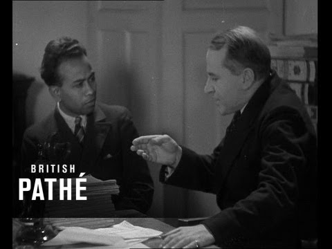 How To Improve Immigrants' English (1940s Instructional Film)