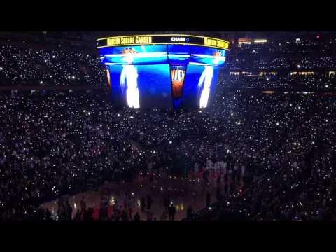 New York Knicks intro 2014 - 2015