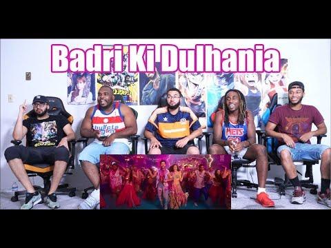 Badri Ki Dulhania Reaction | Varun, Alia, Tanishk, Neha, Monali, Ikka
