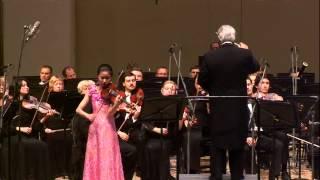 Shoji Sayaka plays Mendelssohn