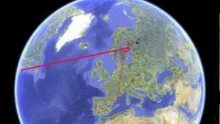 Stanley Goes Europe