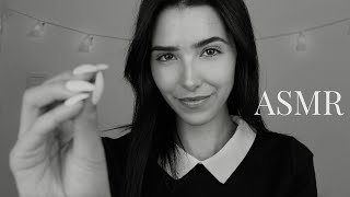 ASMR Energy Plucking & Pulling (Inaudible Whispers, Blowing air on the mic)